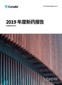 2019年度新药报告