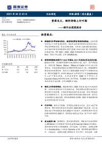 锂行业深度报告:资源为王,锂价持续上行可期